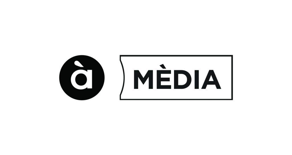 À Punt Logo Media